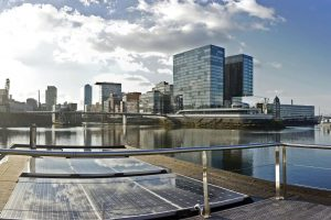 Solarpaneele des CruisingHome